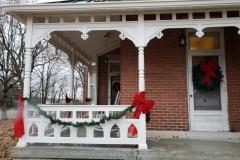 Historic Restoration Porch