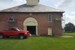 Rising Hall - Historic Restoration